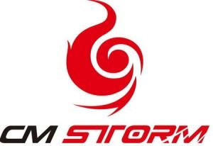 CM-STORM logo