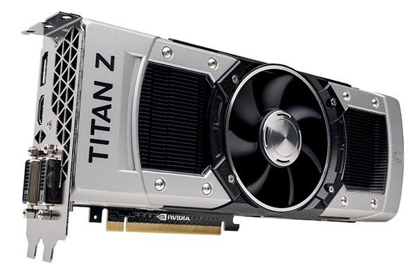 Geforce Nvidia Gtx Titan Z
