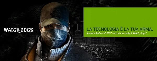 Nvidia Bundle Watch Dogs