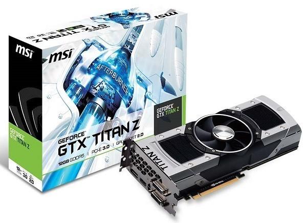 MSI GTX Titan Z