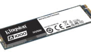 Kingston presenta il drive a stato solido PCIe NVMe A1000 entry-level