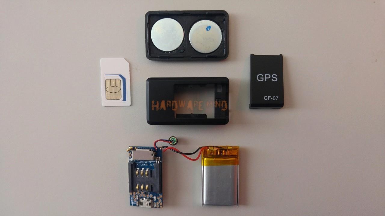 Recensione GPS Tracker GF-07: Mini Localizzatore low cost